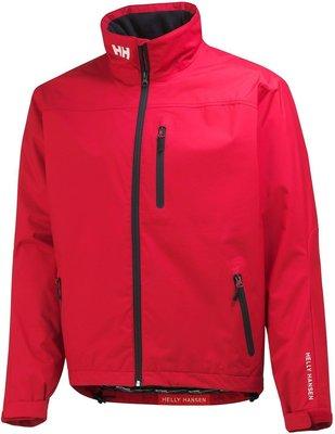 Helly Hansen Crew Jacket Red XL