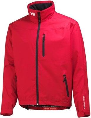 Helly Hansen Crew Jacket Red L