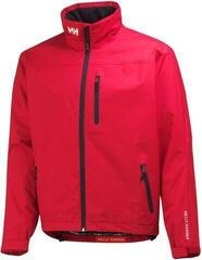Helly Hansen Crew Jacket Red