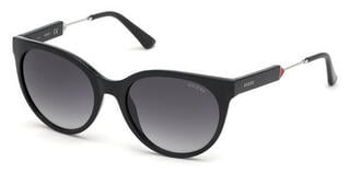 Guess GU7619-F 01B 55 Shiny Black /Gradient Smoke