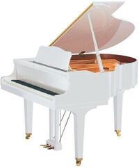 Yamaha GB1K SG2 Grand Silent Piano Polished White