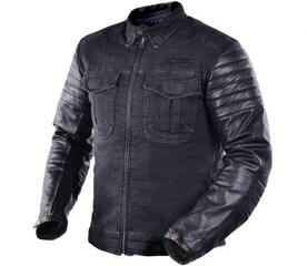Trilobite 964 Acid Scrambler Denim Jacket Black