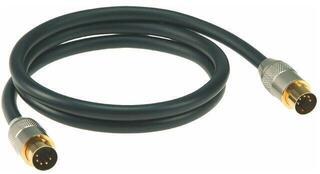 Klotz MIDM Superior MIDI Cable 1m
