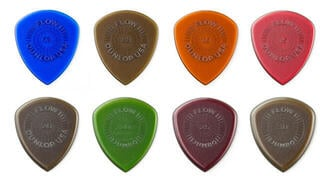Dunlop PVP114 Flow Performance Picks 8 Pack