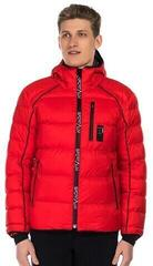 Sportalm Eros Mens Jacket with Hood Racing Red