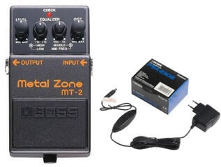 Boss MT-2 SET