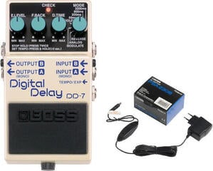 Boss DD-7 SET