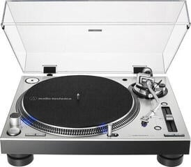 Audio-Technica AT-LP140XP Silver DJ Turntable
