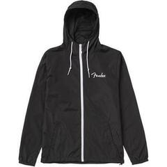 Fender Spaghetti Logo Windbreaker Black