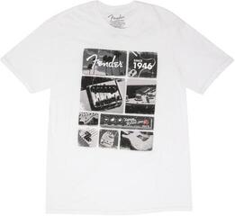 Fender Vintage Parts T-Shirt White