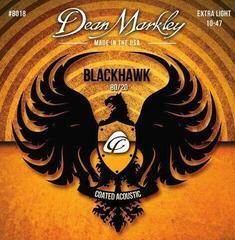 Dean Markley 8018 Blackhawk 80/20 10-47