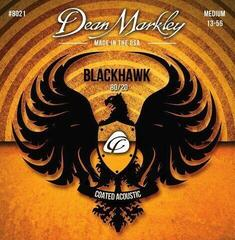 Dean Markley Blackhawk Coated 80/20 A Strings Medium 13-56