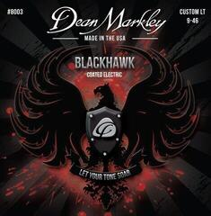 Dean Markley Blackhawk Coated E Strings Custom Light 9-46
