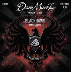 Dean Markley Blackhawk Coated E Strings Custom Light 9-46