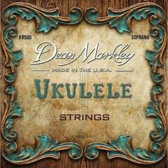 Dean Markley Ukulele Strings Soprano Nylon