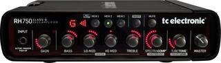 TC Electronic RH 750 750W Bass Amp Head