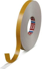 TESA 4957 Double Sided PE Foam Tape 25 m x 19 mm White