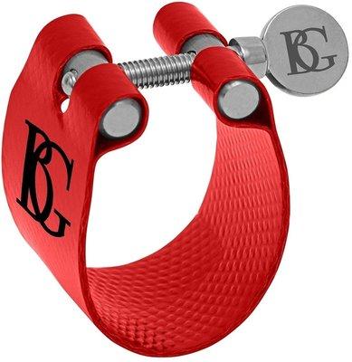 BG France LFB9 Bb Clarinet Ligature Red