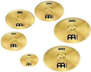 Meinl HCS Super Set Matched Cymbal Pack