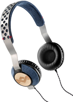 House of Marley Liberate Denim with Mic