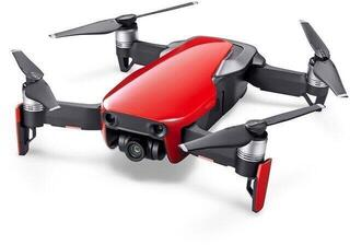 DJI Mavic Air FLY MORE COMBO Flame Red + Goggles - DJIM0254RCG