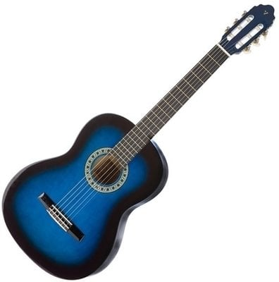 Valencia CG150 Classical Guitar Blue Burst