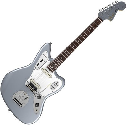 Fender American Vintage '65 Jaguar, Round-Lam Rosewood Fingerboard, Blue Ice Metallic