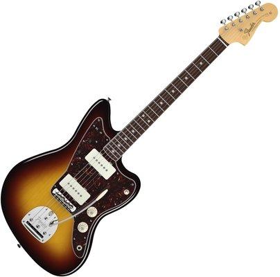 Fender American Vintage '65 Jazzmaster, Round-Lam Rosewood Fingerboard, 3-Color Sunburst