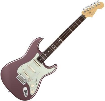Fender American Deluxe Stratocaster Rosewood Fingerboard, Burgundy Mist Metallic
