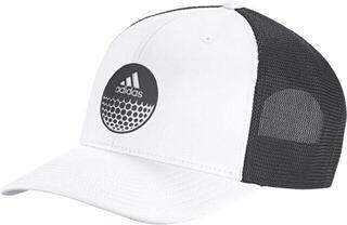 Adidas Globe Trucker Hat Black/White