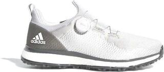 Adidas Forgefiber BOA Mens Golf Shoes Grey Two/Cloud White/Grey Six