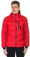 Sportalm Eros Mens Jacket with Hood Racing Red 52