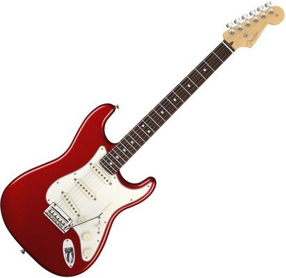 Fender American Standard Stratocaster, Rosewood Fingerboard, Mystic Red