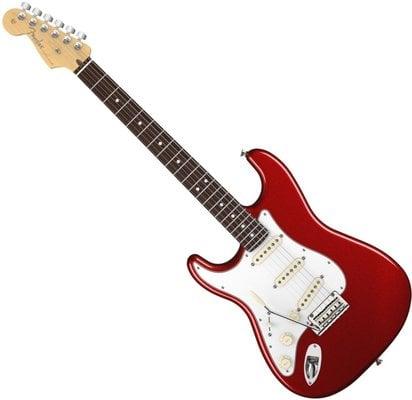 Fender American Standard Stratocaster, Left Handed, Rosewood Fingerboard, Mystic Red
