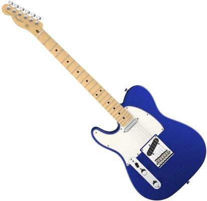 Fender American Standard Telecaster, Left Handed, Maple Fingerboard, Mystic Blue