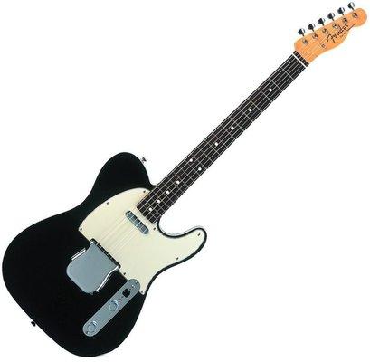 Fender Vintage '62 Telecaster w/Bound Edges, Rosewood Fingerboard, Black