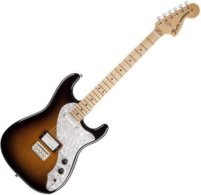 Fender Pawn Shop '70s Stratocaster Deluxe, Maple Fingerboard, 2-Color Sunburst
