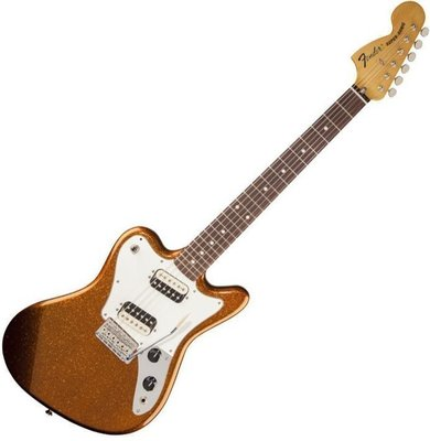 Fender Pawn Shop Super-Sonic, Rosewood Fingerboard, Sunfire Orange Flake