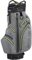 Big Max Aqua V-4 Silver/Black/Lime Cart Bag
