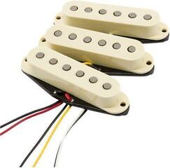 Fender Yosemite Strat Pickup Set Aged White