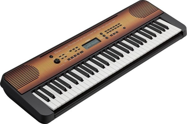 Yamaha PSR E360 Maple
