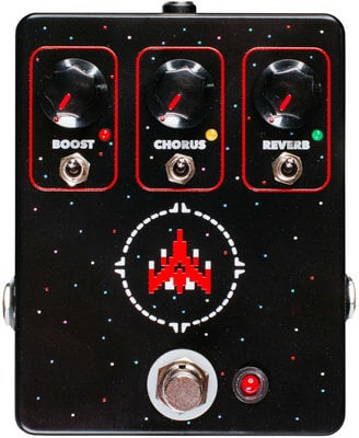 JHS Pedals Space Commander
