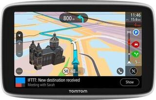 TomTom GO Premium 6'' World Lifetime GPS