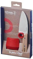 Opinel Le Petit Chef Kitchen Knife and Finger Guard