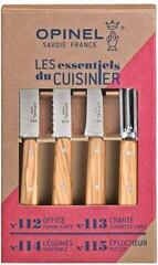 Opinel Les Essentiels Box Set - Olive Wood