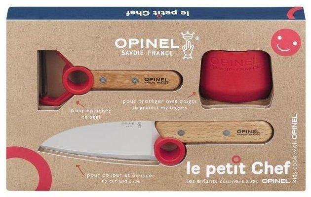 Opinel Le Petit Chef Box Set
