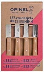 Opinel Les Essentiels Box Set - Beech