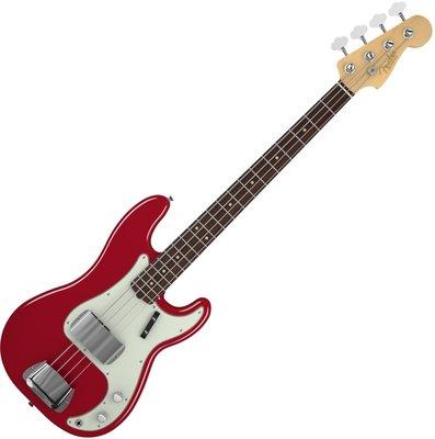 Fender American Vintage '63 Precision Bass, Rosewood Fingerboard, Seminole Red