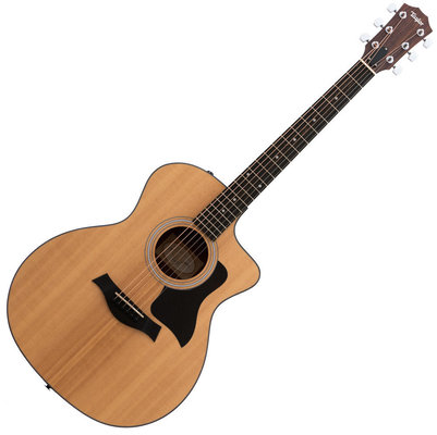 Taylor Guitars 114ce Grand Auditorium Acoustic-Electric with Cutaway