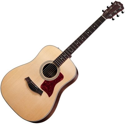 Taylor Guitars 210e Dreadnought Acoustic - Electric Guitar